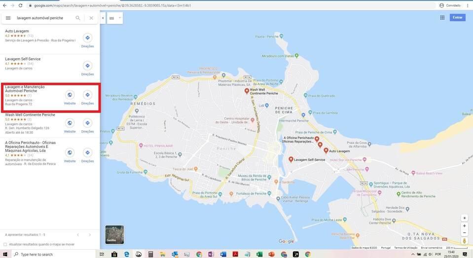 Serviços Google My Business 6
