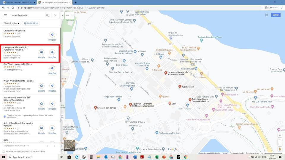 Serviços Google My Business 8