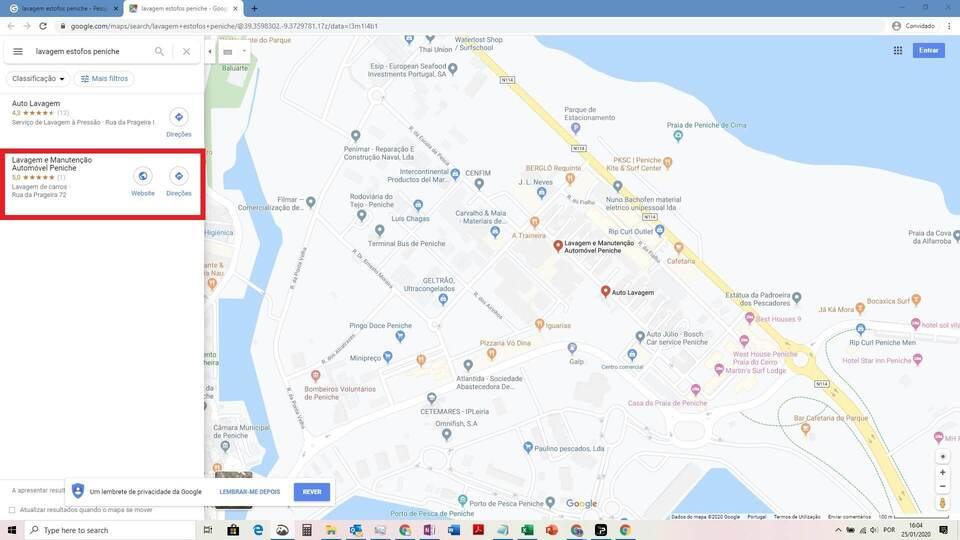Serviços Google My Business 16