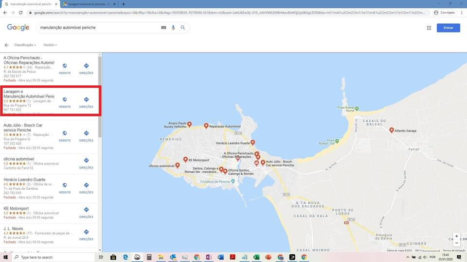 Serviços Google My Business 10