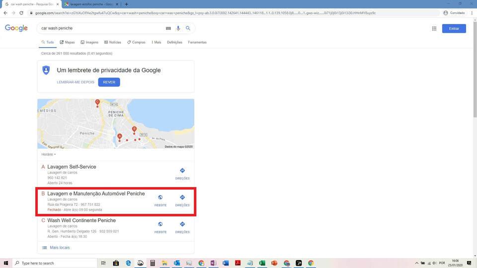 Serviços Google My Business 7