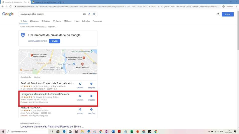 Serviços Google My Business 14